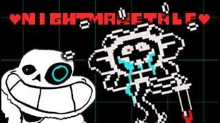 THE ULTIMATE RAGE GAME IS BACK AND ITS FLOWEYS TURN!! | Nightmaretale + Bonus Ragetale