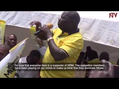NRM celebrate win in Mbale, demand LC leaders' training