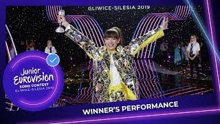 Viki Gabor   Superhero   Winning Performance   Junior Eurovision 2019