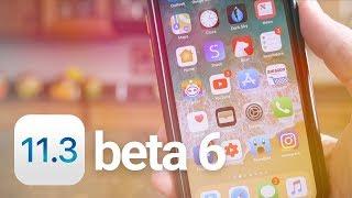 Обзор iOS 11.3 beta 6 | Стоит ли обновлять iPhone | Скоро релиз apple айос  11.3