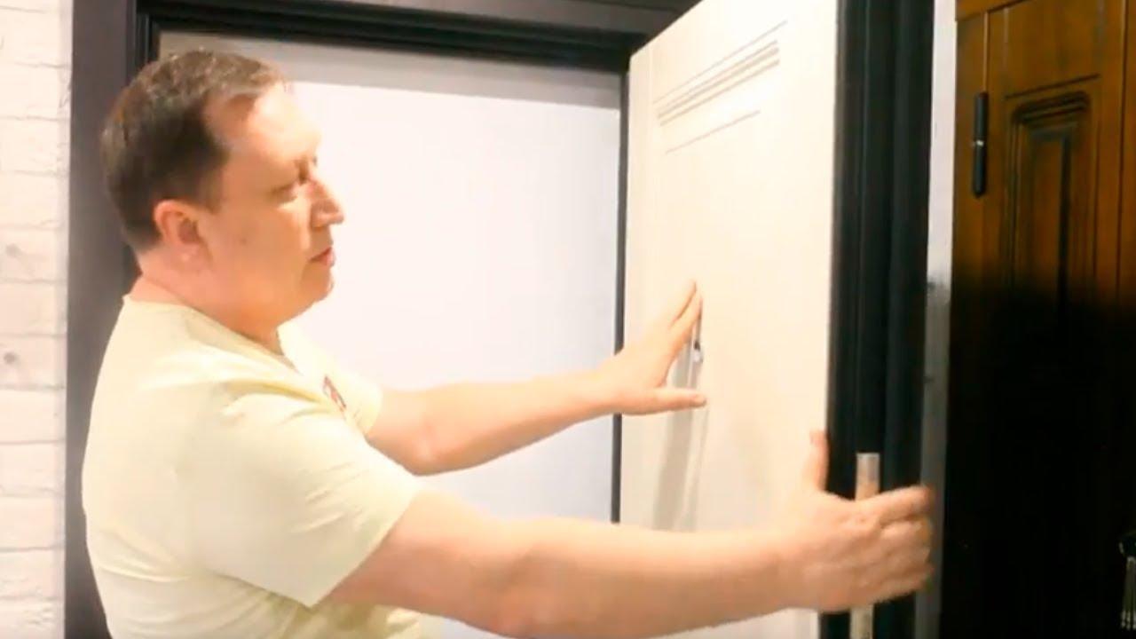 Видеообзор Дверь Металюкс М709 с капителью