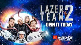 Lazer Team 2   Own It Today | Rooster Teeth