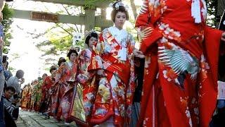 嫁見祭り2017:秋田県能代市日吉神社