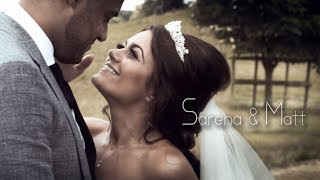 Never Ending Love Story of Sarena and Matt. Wedding Film at Combermere Abbey