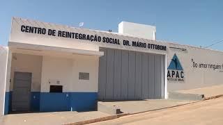 Ao contrário do Presídio de Patos de Minas, a APAC retomou as visitas presenciais. Para os diretores a medida é necessária, mas não há contato físico.
