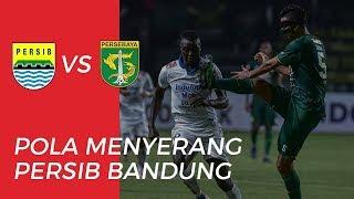 Formasi Menyerang yang Disiapkan Pelatih Maung Bandung untuk Menghadapi Persebaya Surabaya