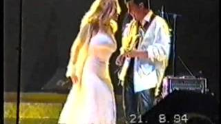 MARTA SANCHEZ NUBE DE VERANO EN CONCIERTO 1994 GIRA MUJER