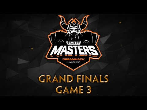 SMITE Masters Finals - Panthera vs. Soar G2A (Game 3)