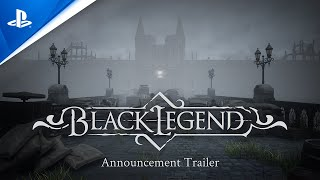 Black Legend - Reveal Trailer | PS4, PS5