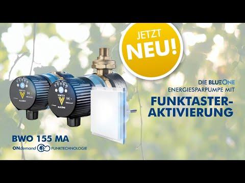 Imagevideo Trinwasser-Zirkulationspumpe BWO 155 MA