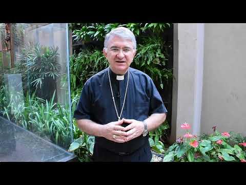 Dom Levi Bonatto convida para a sexta noite da Novena à Padroeira Nossa Senhora Auxiliadora