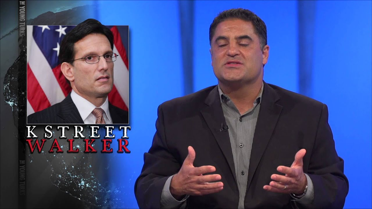 After Quitting Congress, Eric Cantor Found Living On The Streets thumbnail