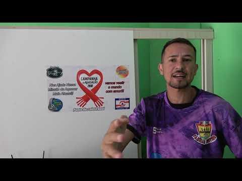 Renato Manico fala sobre a Campanha do Agasalho 2019 e a distribuição na Favela do Justinos