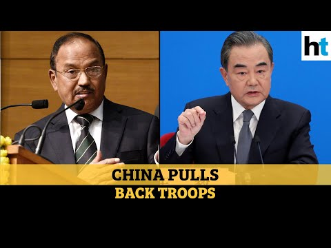 चीन अजीत डोभाल-वांग ली चैट के बाद Galwan से वापस खींचती: मुख्य विवरण