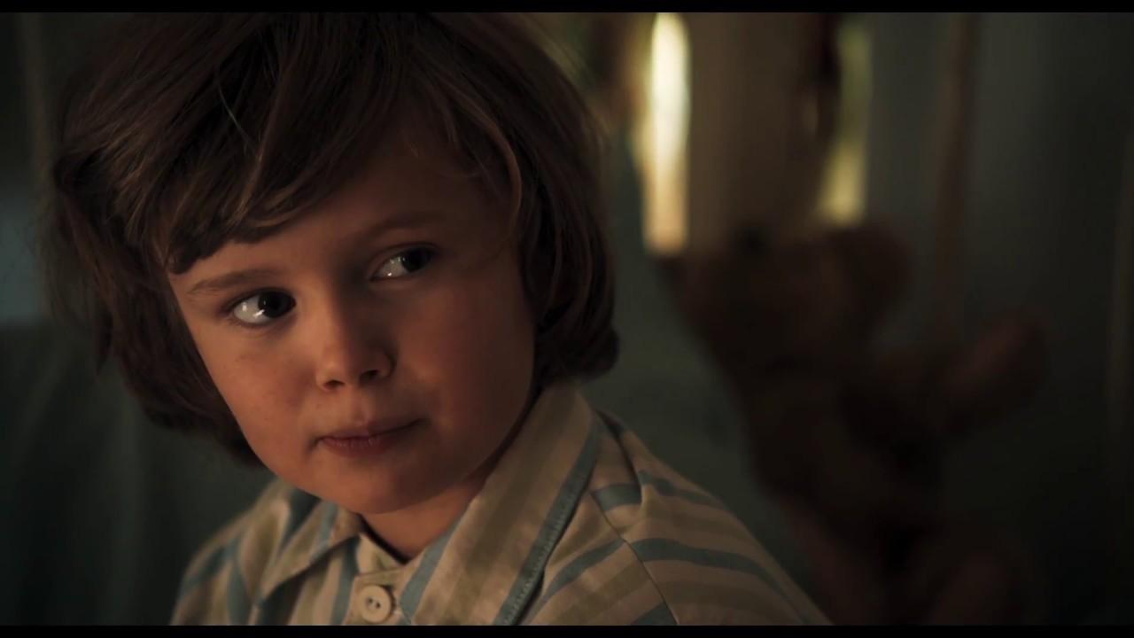 Trailer för Goodbye Christopher Robin