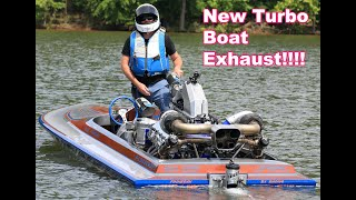 I Go Wide-Open in My 711ci Twin Turbo Jet Boat! Finnegan's Garage Ep.105