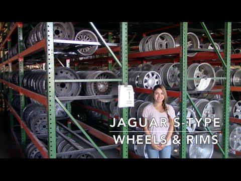 Factory Original Jaguar S-Type Wheels & Jaguar S-Type Rims – OriginalWheels.com