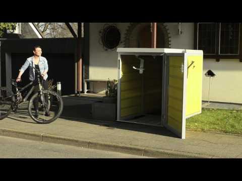 Fahrradbox Element13