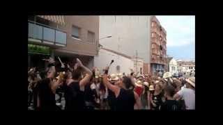 preview picture of video 'III CORREBARS DE POLINYÀ amb LA BANDA BRINCADEIRA'