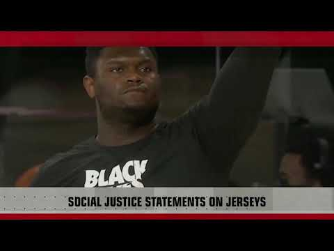 [Sport5]  Coach Norman Black on current social issues