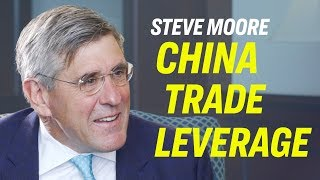 Why Trump Will Win the US China Trade War—Stephen Moore