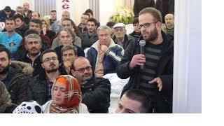 preview picture of video 'Edip Yüksel (T) 2014 KONYA Konferansı 2/2'