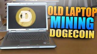 Web Mining Dogecoin.