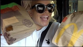 Burger King vs McDonald's Breakfast !