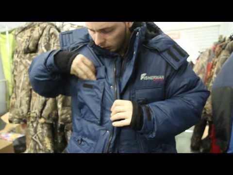 Костюм для снегохода и рыбалки Nova Tour «Буран v.2». Видеообзор.