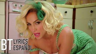 Jennifer Lopez - Ain't Your Mama (Lyrics + Español) Video Official