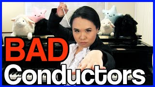 How to Follow Bad Conductors