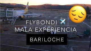 Lamentable Y Frustrante Vuelo De Flybondi. Importante, Leer La Descripción.