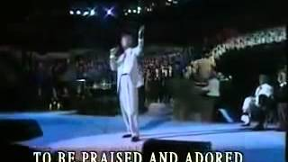 DON MOEN - Blessed Be The Name Of THe Lord.wmv