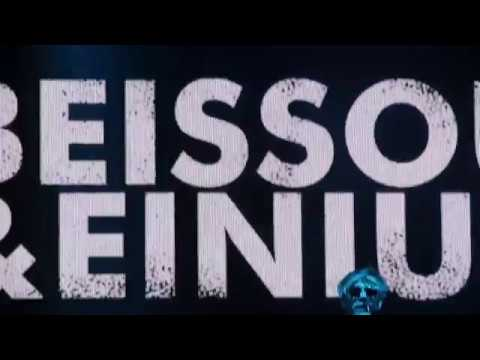 Beissoul & Einius на фестивалe джаз Коктебель 2018