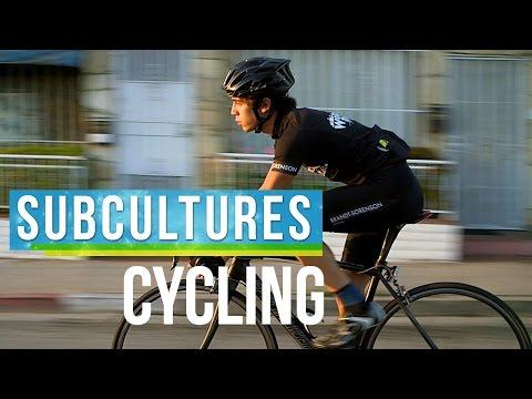 Život na kole - Subkultury