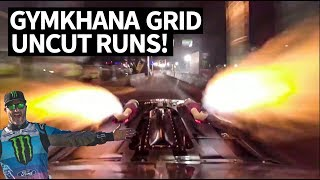 Raw All-GoPro Gymkhana GRID Footage! Ken Block and Friends at GRID Poland 2019