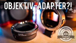 Was Taugen Günstige (AF) Objektiv-Adapter? VILTROX EF-NEX IV Vs. SIGMA MC-11 (Canon EF Zu Sony-E)