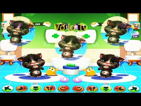 Android Gameplay   My Talking Tom 2, Video game funny 2019 #4