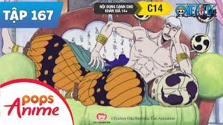 One Piece Tập 167 - Đấng Tối Cao Enel Xuất Hiện - Khúc Nhạc Đến Những Người Sống Sót- Phim Hoạt Hình
