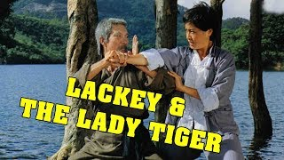 Wu Tang Collection - Lackey and the Lady Tiger