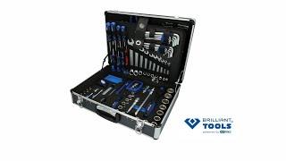 Episode 70: Brilliant Tools universal Werkzeugkoffer