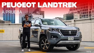 Peugeot Landtrek 2021, a prueba: Arriesgada apuesta francesa en un terreno dominado por japoneses
