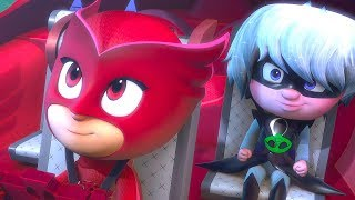 PJ Masks Season 2 🌙Owlette and Luna Girl ❤️International Women's Day Special | PJ Masks