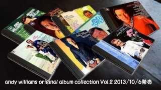 andy williams original album collection Vol.2   .Dear Heart