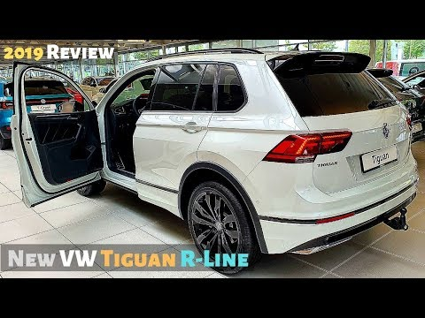 New VW Tiguan R-Line 2019 Review Interior Exterior