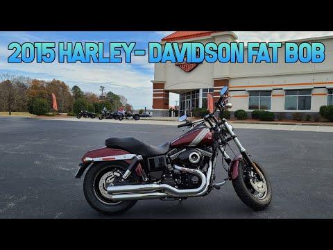 2015 Harley-Davidson® Fat Bob®