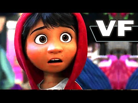 COCO Bande Annonce VF Officielle ✩ Animation, Film Disney (2017)