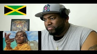 Koffee   Throne (Official Video) REACTION