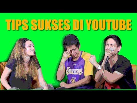 Video Tips Sukses di Youtube ft. Skinnyindonesian24