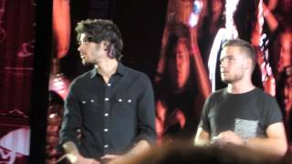 One Direction - Why Don't We Go There - Sept 11th